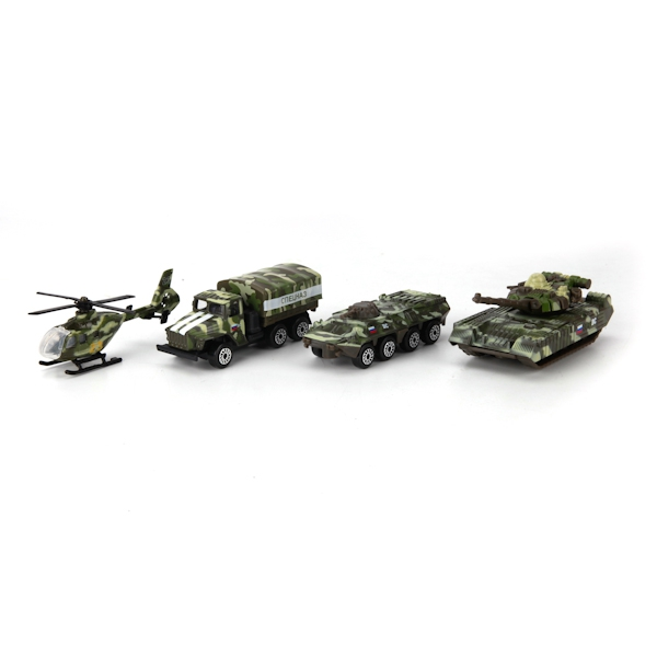 Танки и военная техника Технопарк Военная техника 208657 конструктор военная техника линкор