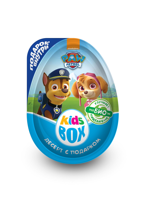 Десерт Kids Box Kids Box с подарком 20 г