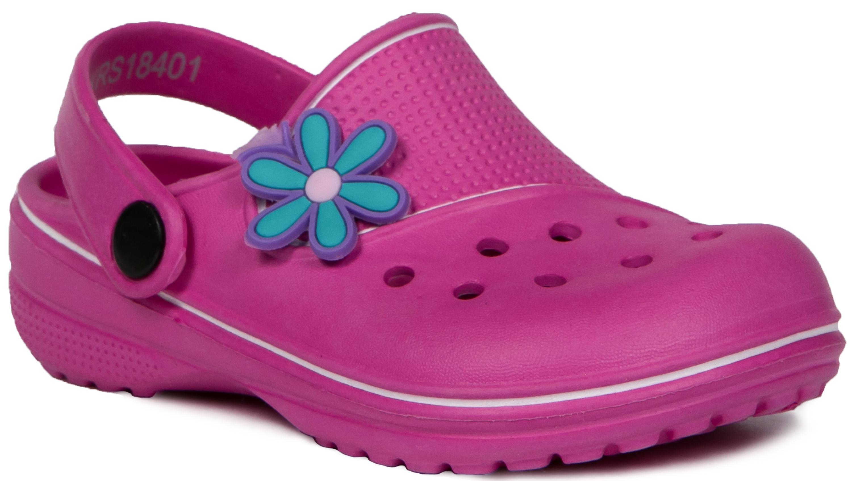 Купить Сланцы (пляжная обувь), KRS18401, Barkito, Китай, фуксия, Женский