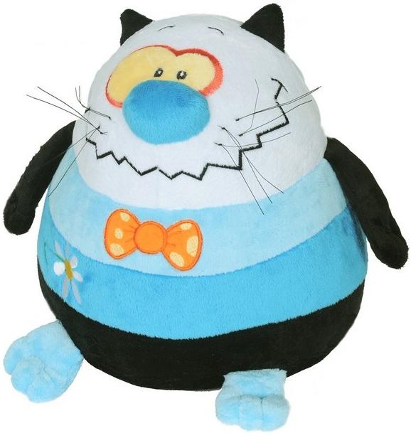 Мягкие игрушки СмолТойс Кот-шарик классические смолтойс заяц шарик