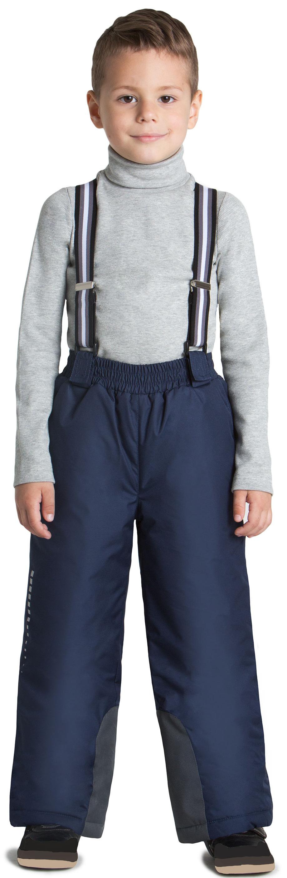 Полукомбинезон для мальчика Barkito W17B4007P(1) полукомбинезон джинсовый для мальчика barkito деним