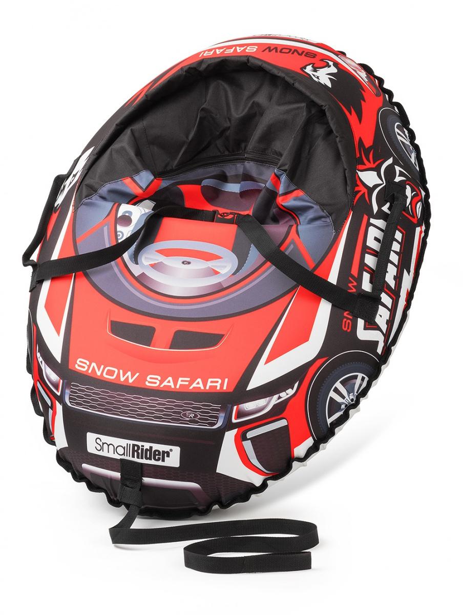 Тюбинг Small Rider Snow Cars 3 small rider small rider тюбинг snow cars 3 с сиденьем и ремнями сафари камуфляж