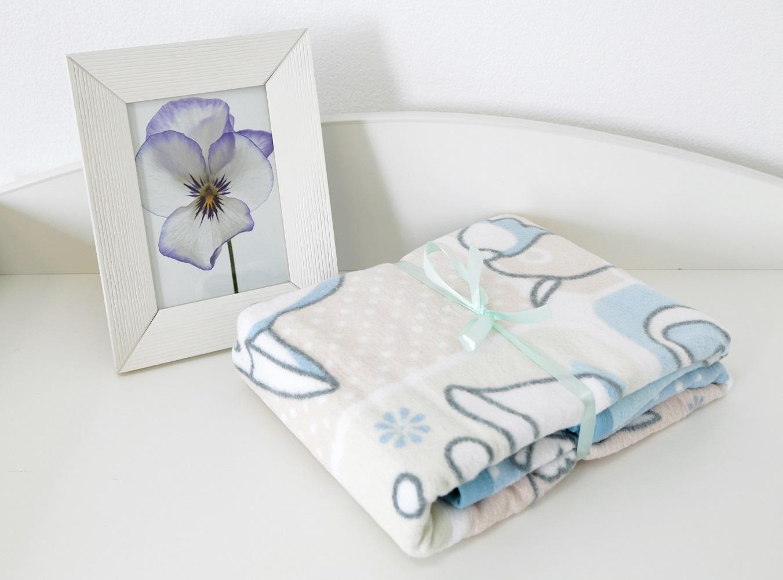 электропростыни и одеяла Одеяло Baby Nice Веселые картинки