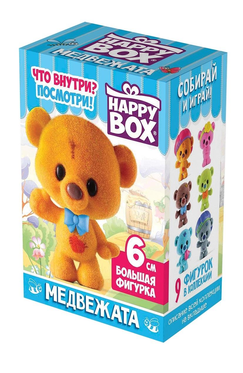Карамель леденцовая Happy Box Happy Box «Медвежата» 20 г