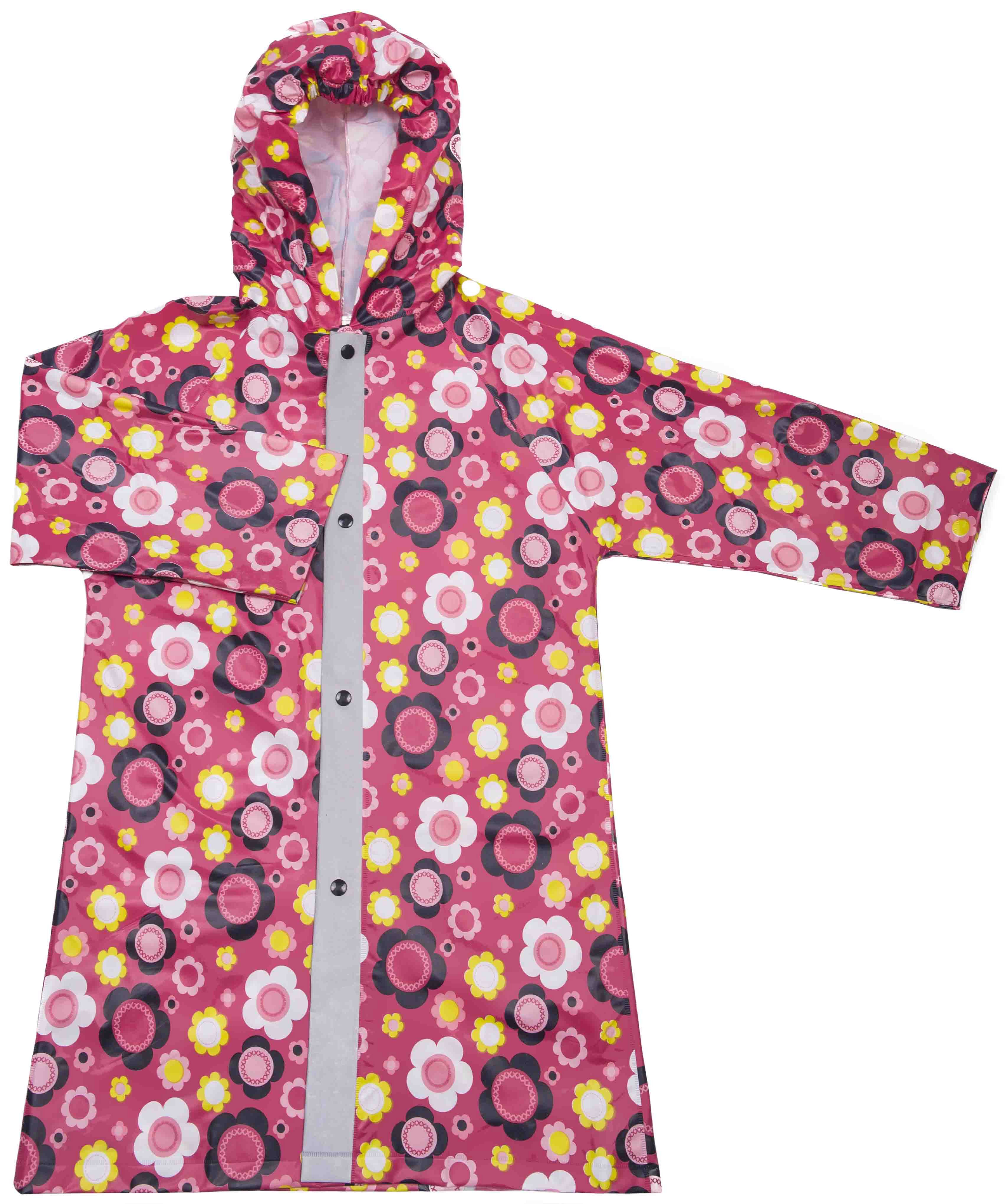 дождевики Плащи и дождевики Barkito Цветы фуксия