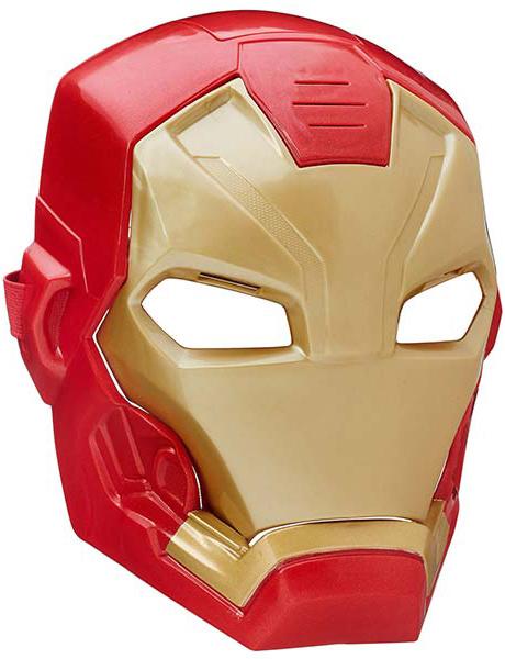 Фото - Костюм для праздника Hasbro Железный человек с электронной маской фигурка железный человек режим сражения hasbro e0560