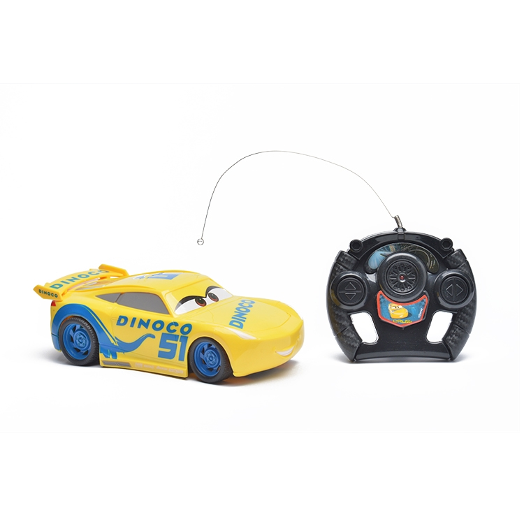 Игрушки на радиоуправлении Cars Крус Рамирес 22 см 7203/3
