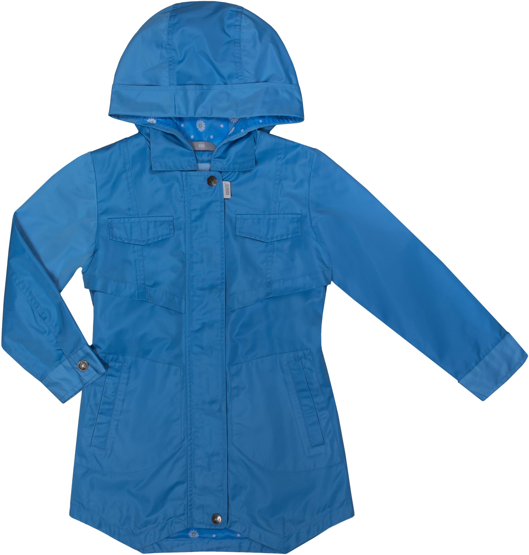 Купить Плащи и дождевики, Плащ для девочки Barkito, голубой, Китай, azure, Женский