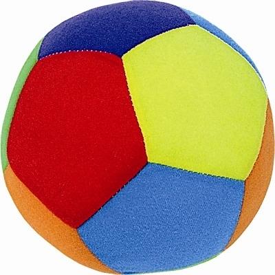 Мягкие игрушки Fancy Игрушка мягкая FANCY Мягкий мяч разноцветный 16х16х16 мягкие игрушки simba мягкая игрушка грибок 15см 8 32