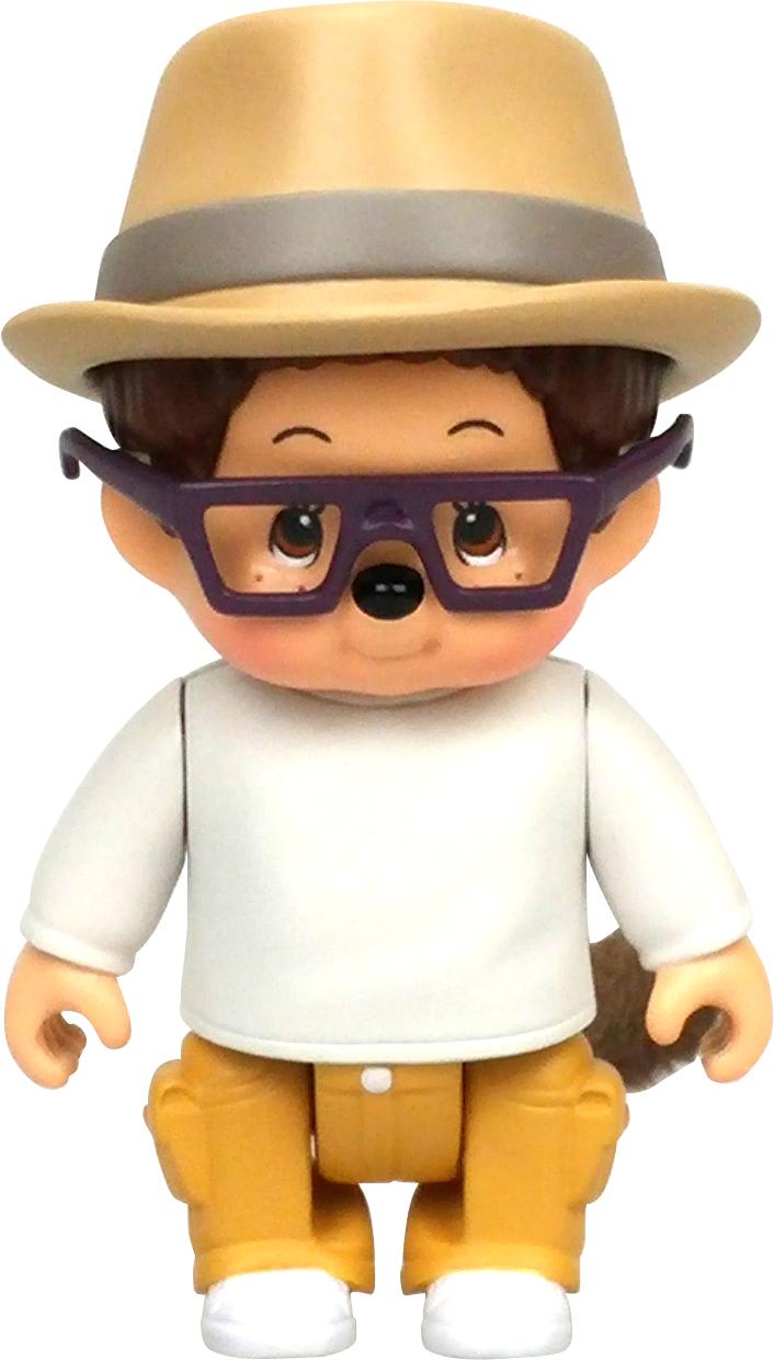Фигурка Monchhichi Вилли игрушка stikbot фигурка питомца