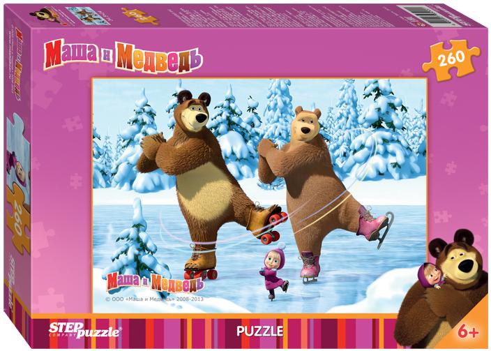 Пазлы Step Puzzle Пазл, 260 эл. в ассортименте пазл step puzzle 120 эл в ассортименте