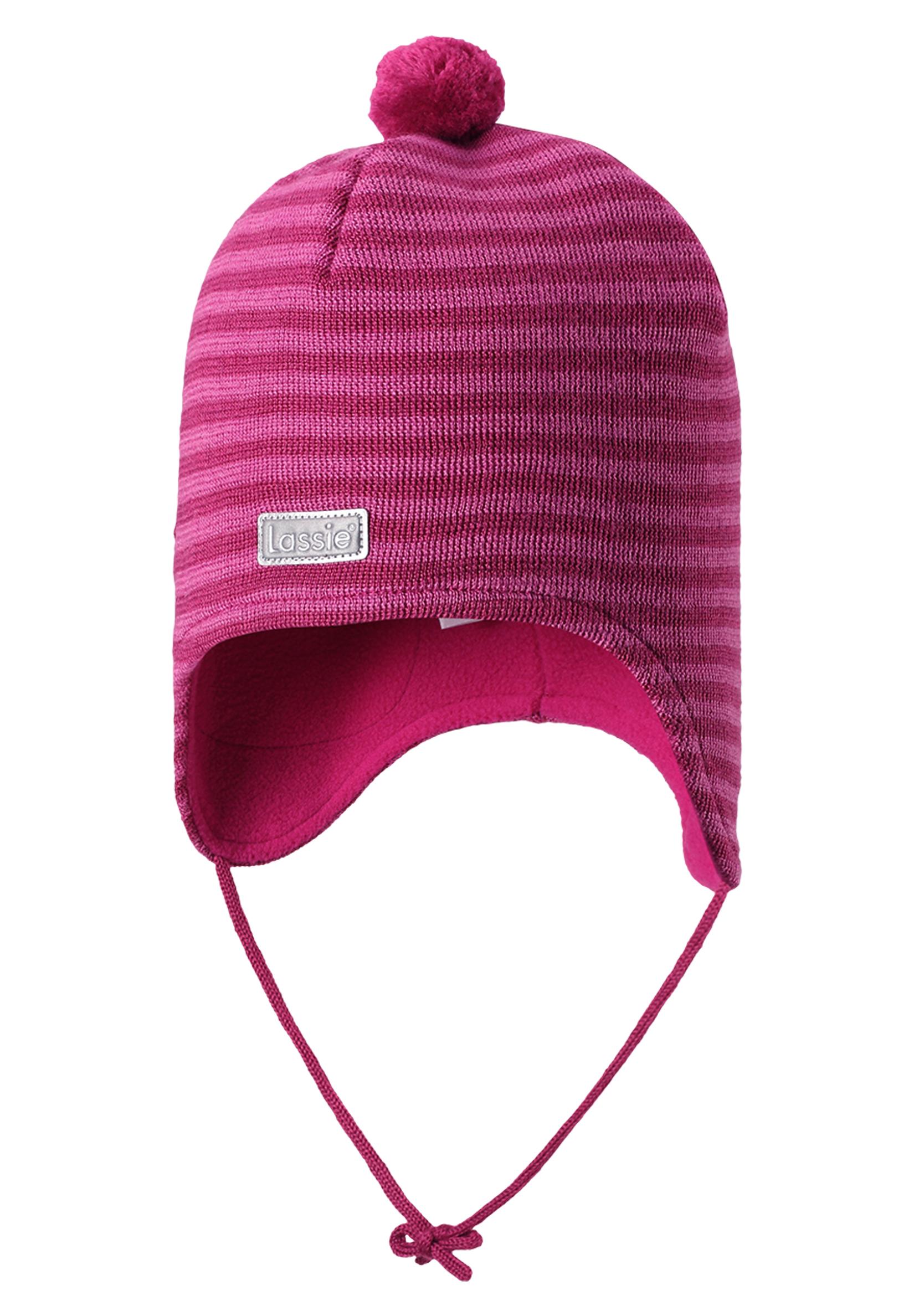 Головные уборы Lassie Шапка для девочки Lassie розовая браун сандра держи меня крепко