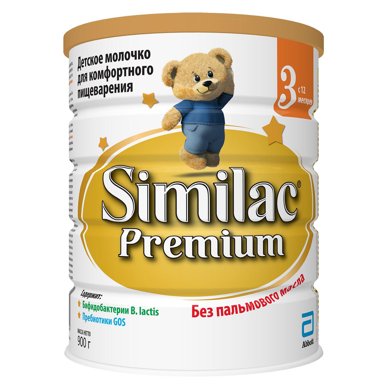 Similac (Abbott) Premium 3 (с 12 месяцев) 900 г 23052948