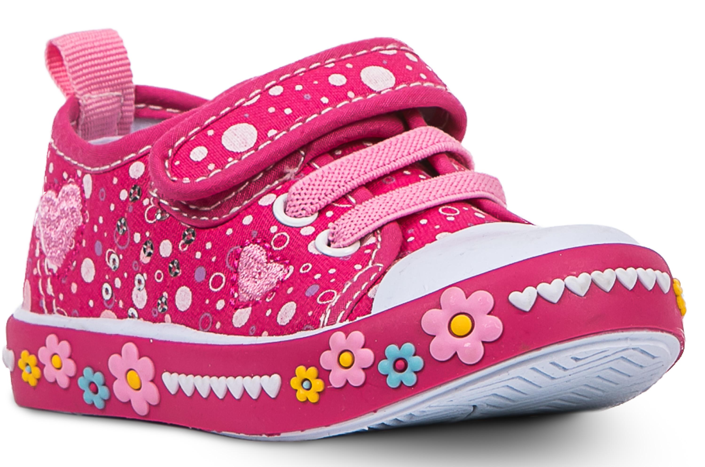 Кроссовки для девочек Barkito KRW18116 кроссовки barkito krs18310