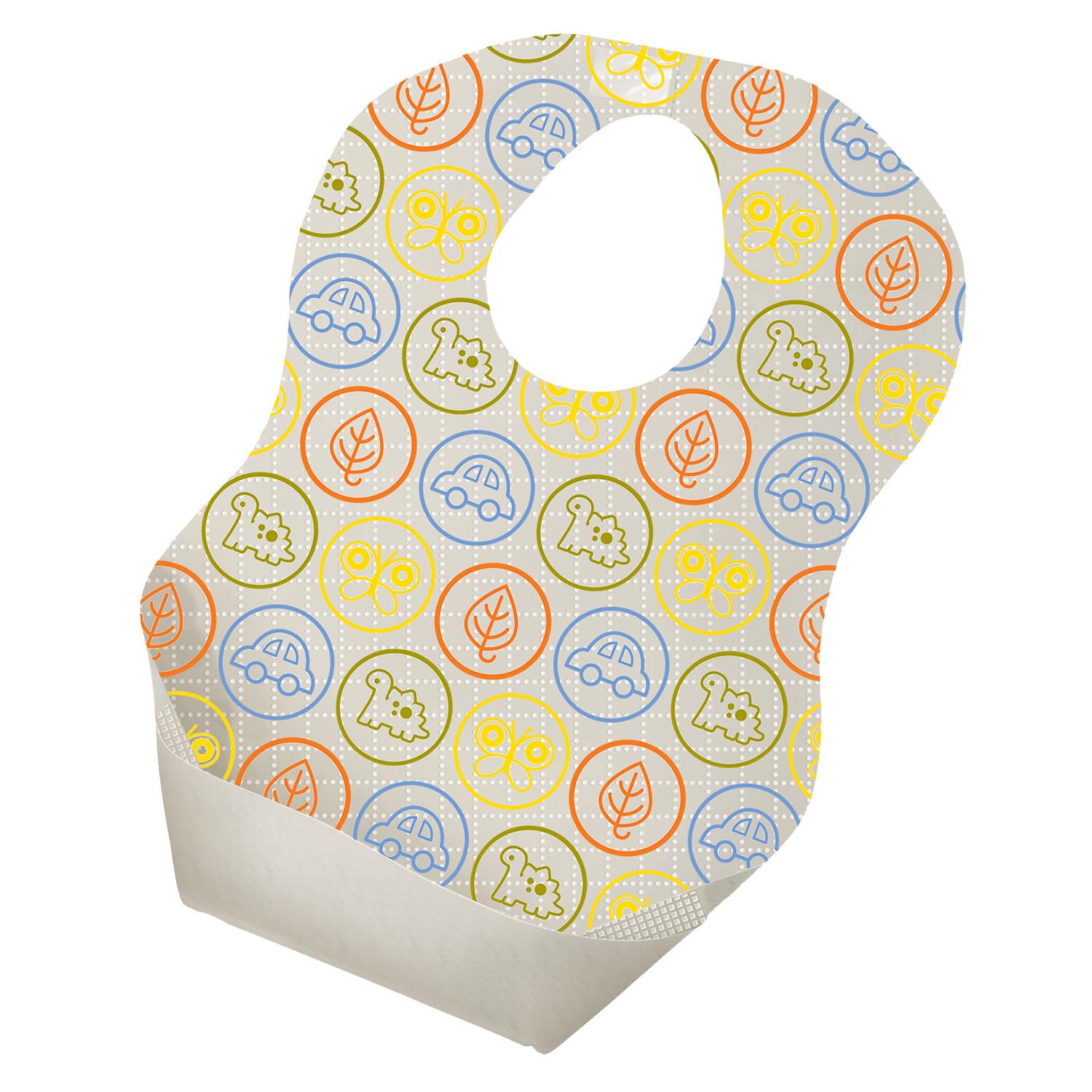 Одноразовые бумажные нагрудники Tommee Tippee 20 шт набор одноразовых нагрудников tommee tippee 20 шт