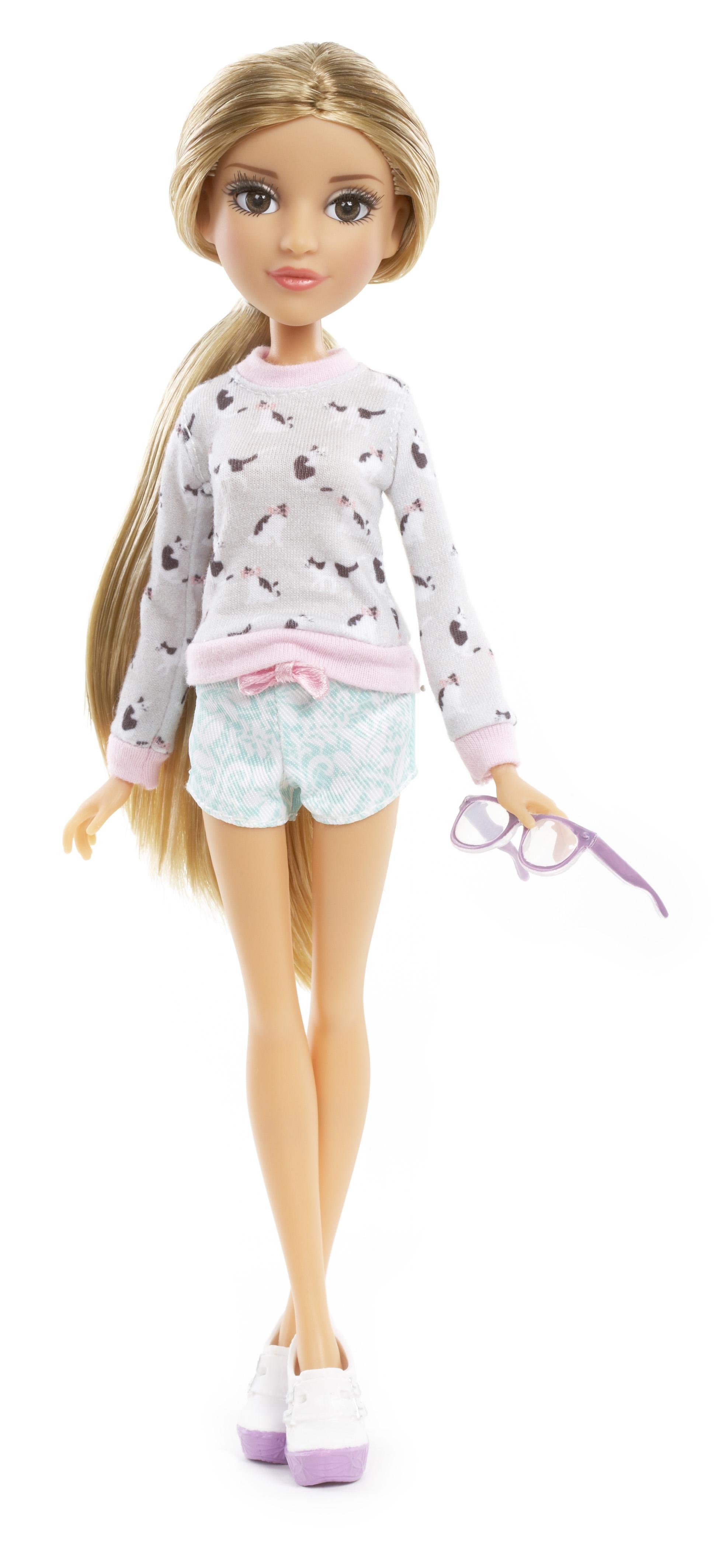 Кукла MC2 Адрианна project mс2 537557 базовая кукла брайден