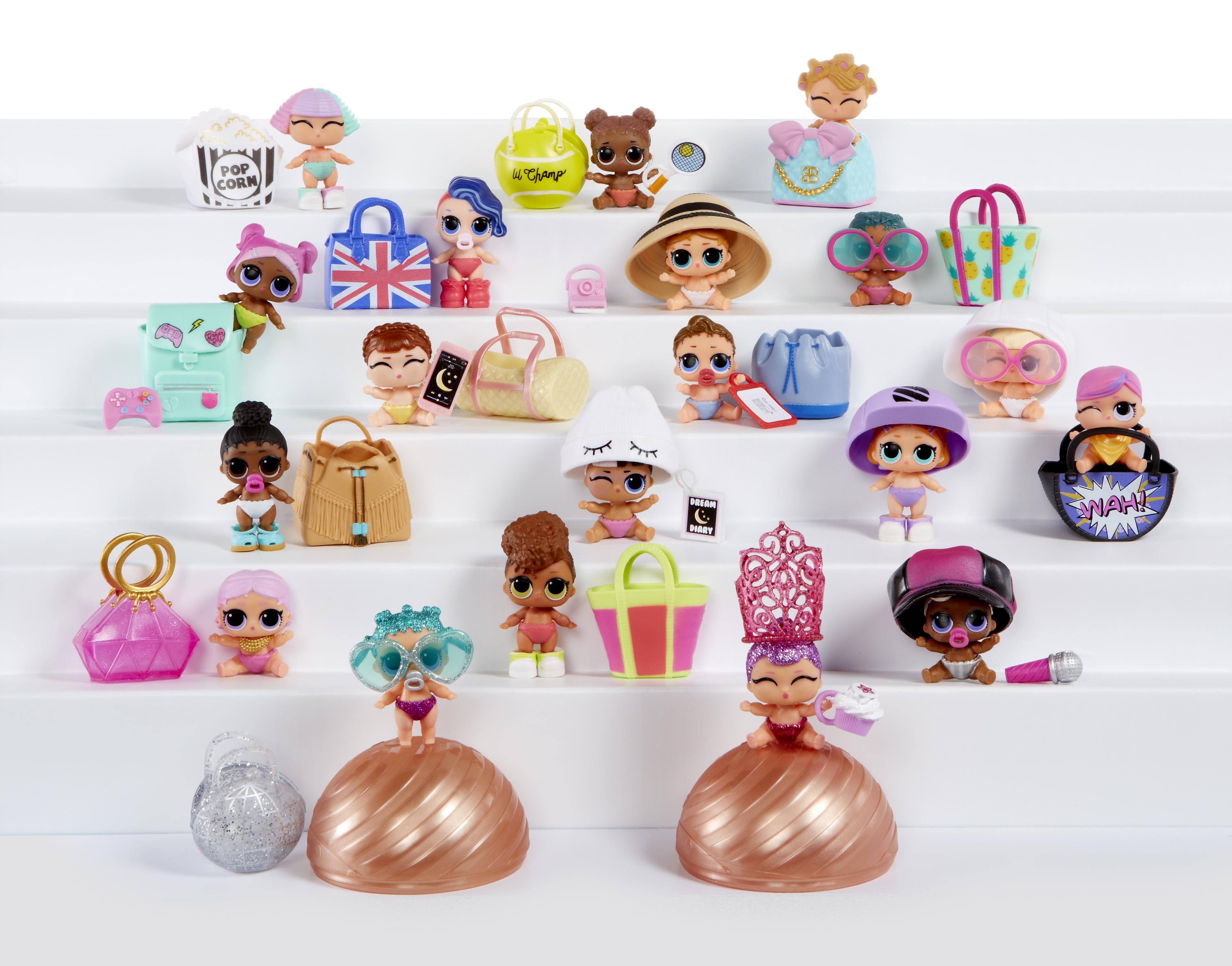Другие куклы MGA Entertainment Конфетти: сестренки другие куклы mga entertainment жемчужина lol