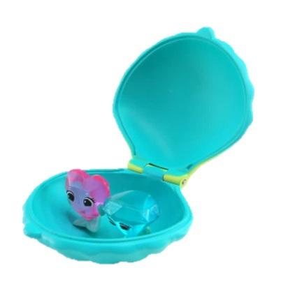Фигурки Splashlings в ракушке 2 шт. splashlings игровой набор медицинский центр splashlings