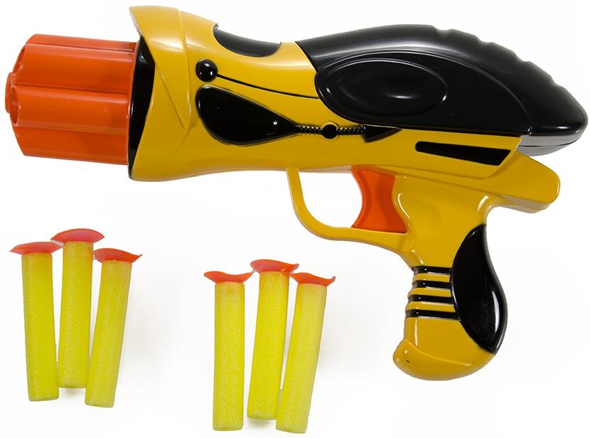 Купить Пистолеты и ружья, Шмель ППМ 6, MISSION-TARGET, Китай, желтый, черный, оранжевый, Мужской