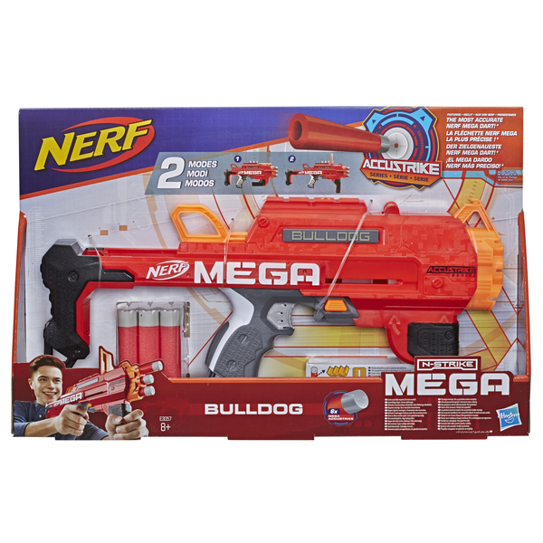 Бластер NERF Мега Бульдог (E3057)