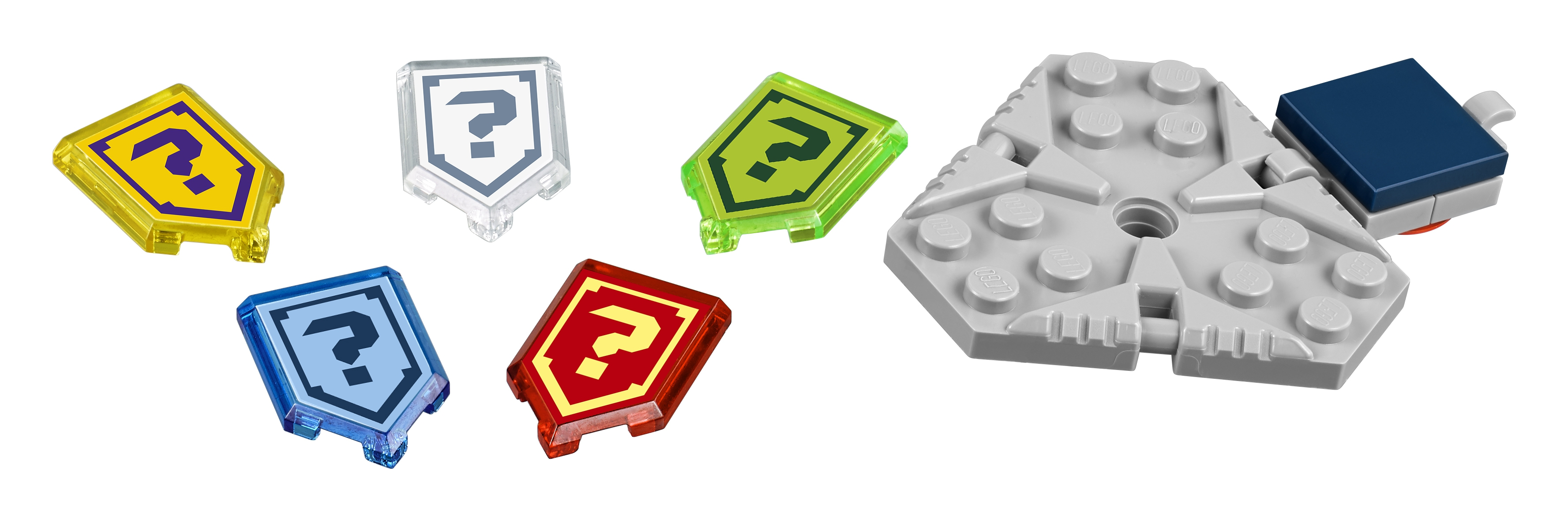 Конструктор LEGO Nexo Knights 70372 Комбо NEXO Силы