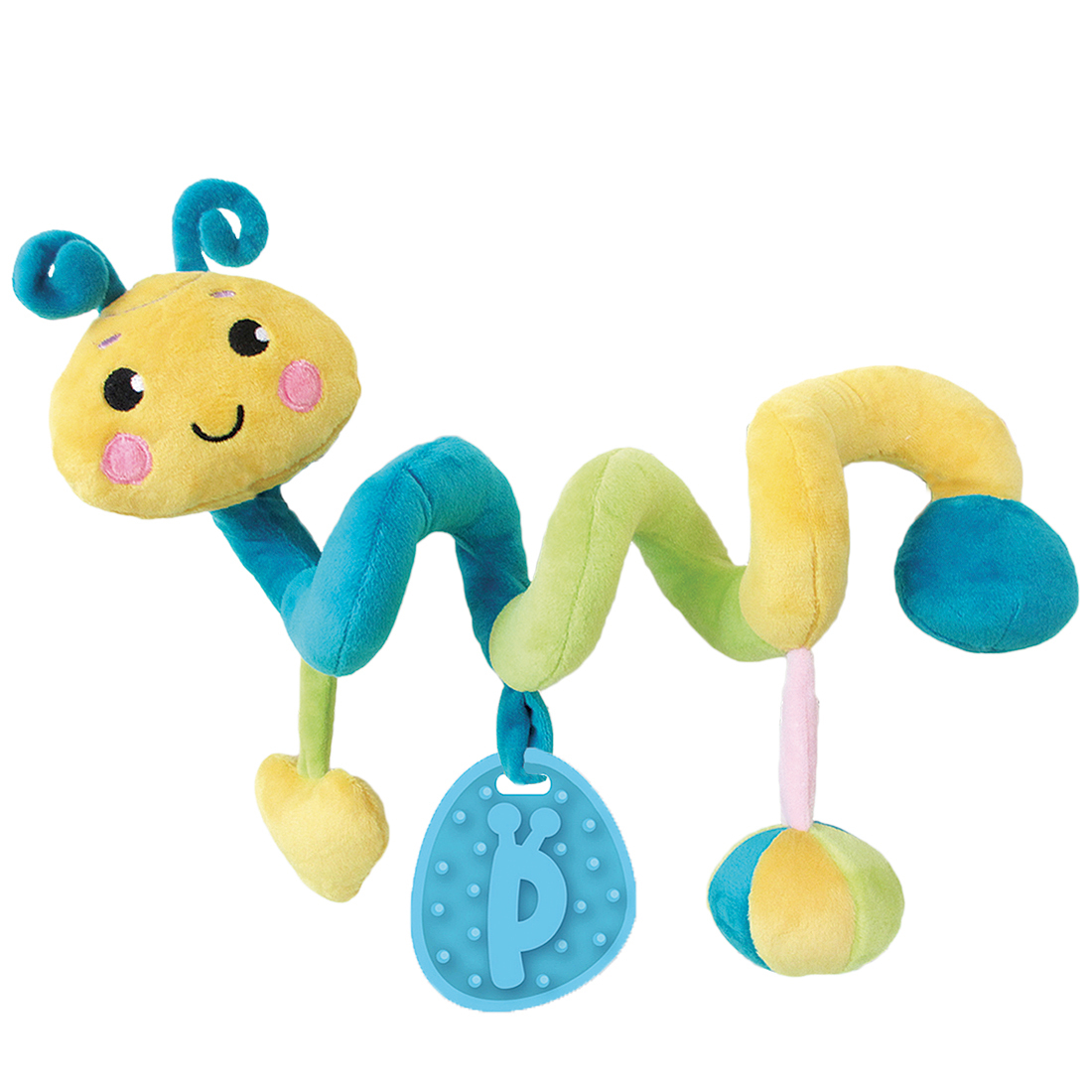 Растяжка на кроватку Наша игрушка Бабочка Санни