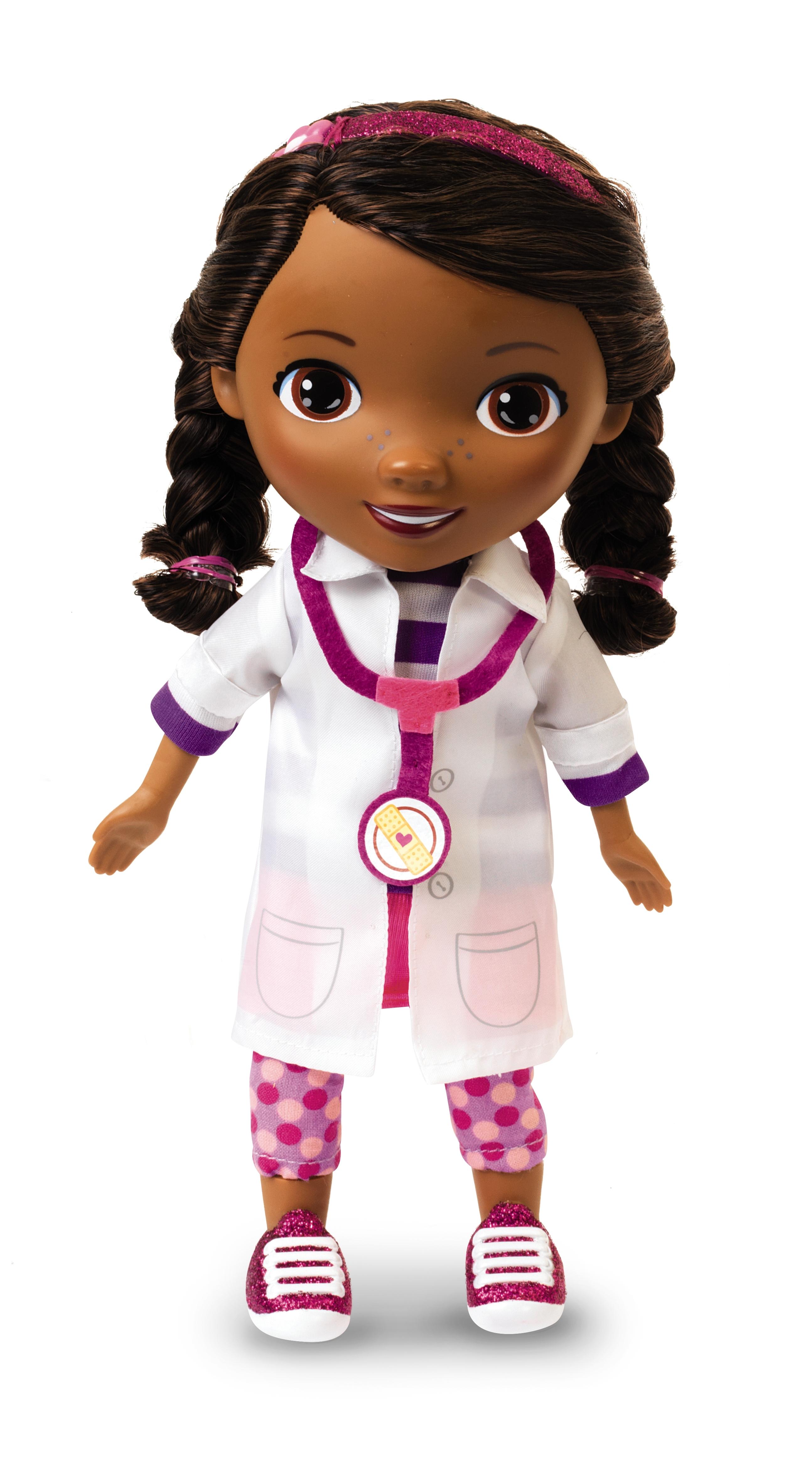 Кукла Doctor Plusheva Дотти 28 см со звуком цена