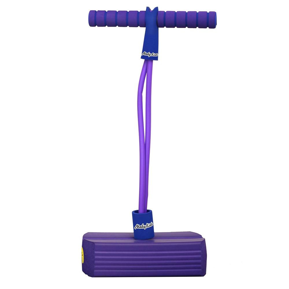 Фото - Тренажер для прыжков Наша игрушка Moby-Jumper фиолетовый moby kids тренажер для прыжков moby jumper со звуком зелен