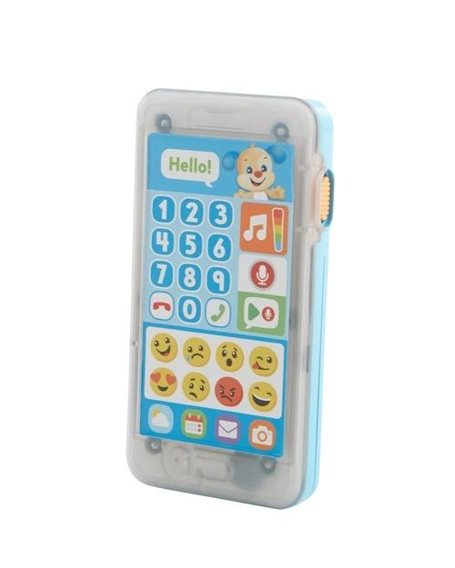 Развивающая игрушка Fisher Price Телефон Ученого щенка FPR23