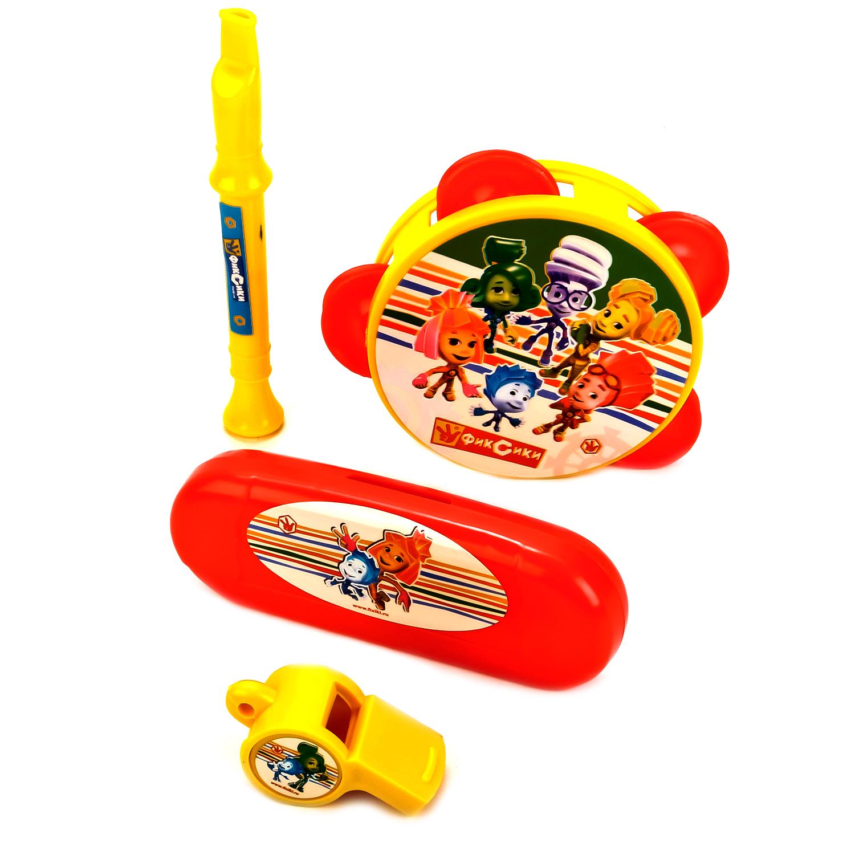 Набор музыкальных инструментов Играем вместе Фиксики стоимость