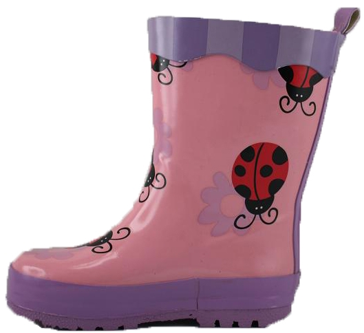 Резиновые сапоги BARQUITO Pезиновые сапоги Barquito розовый