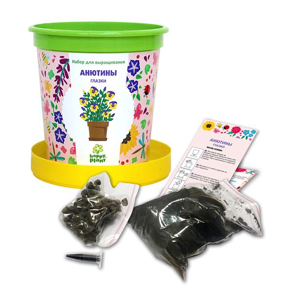 Развивающий набор Happy Plant Цветы