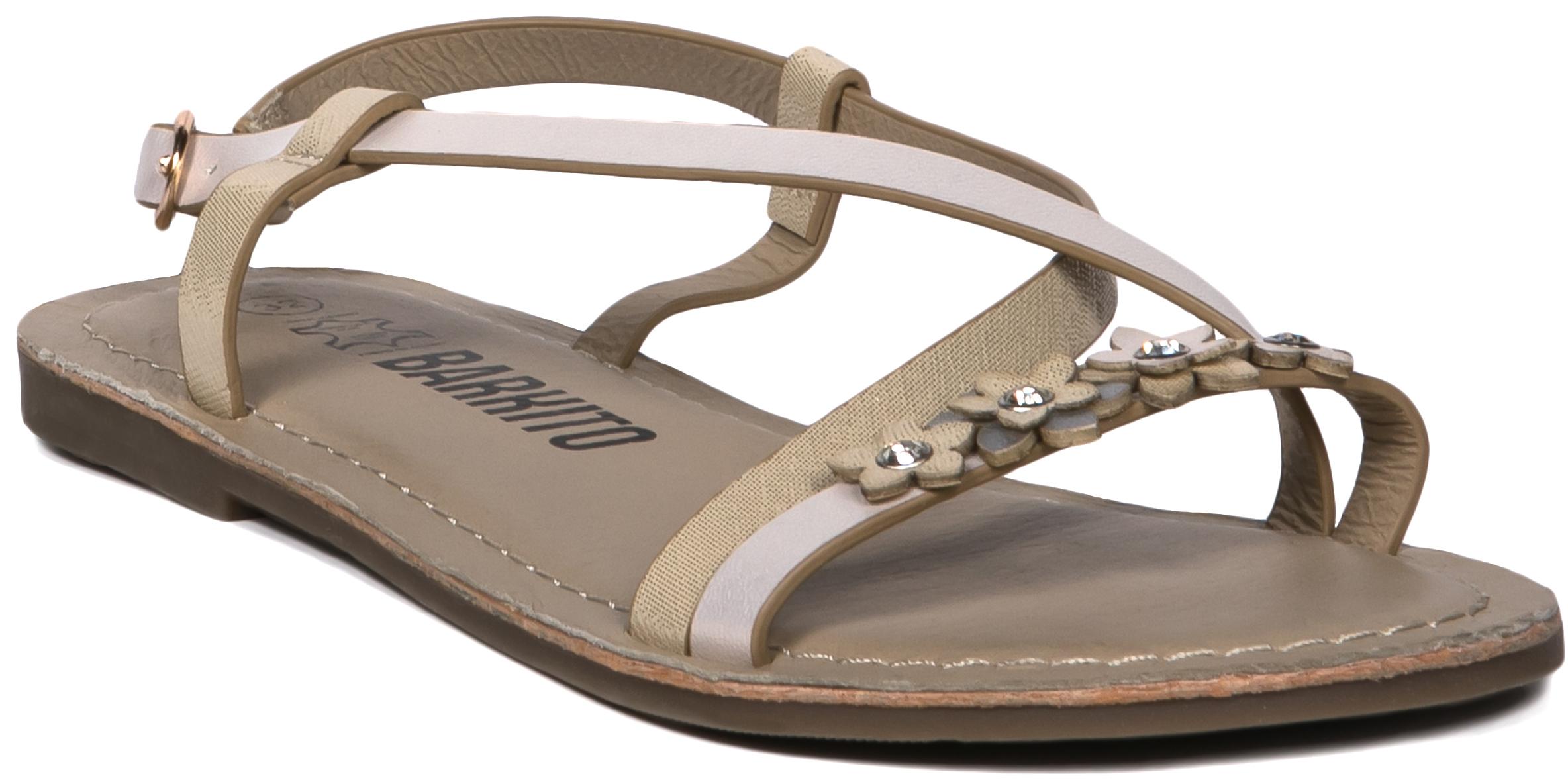 Босоножки Barkito Туфли летние для девочки Barkito, золотой цены онлайн