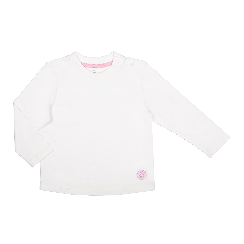 """Футболки Barkito Футболка с длинным рукавом для девочки Barkito """"Пандочка 1"""",молочная футболка с длинным рукавом для девочки barkito сказочный лес 1 розовая"""