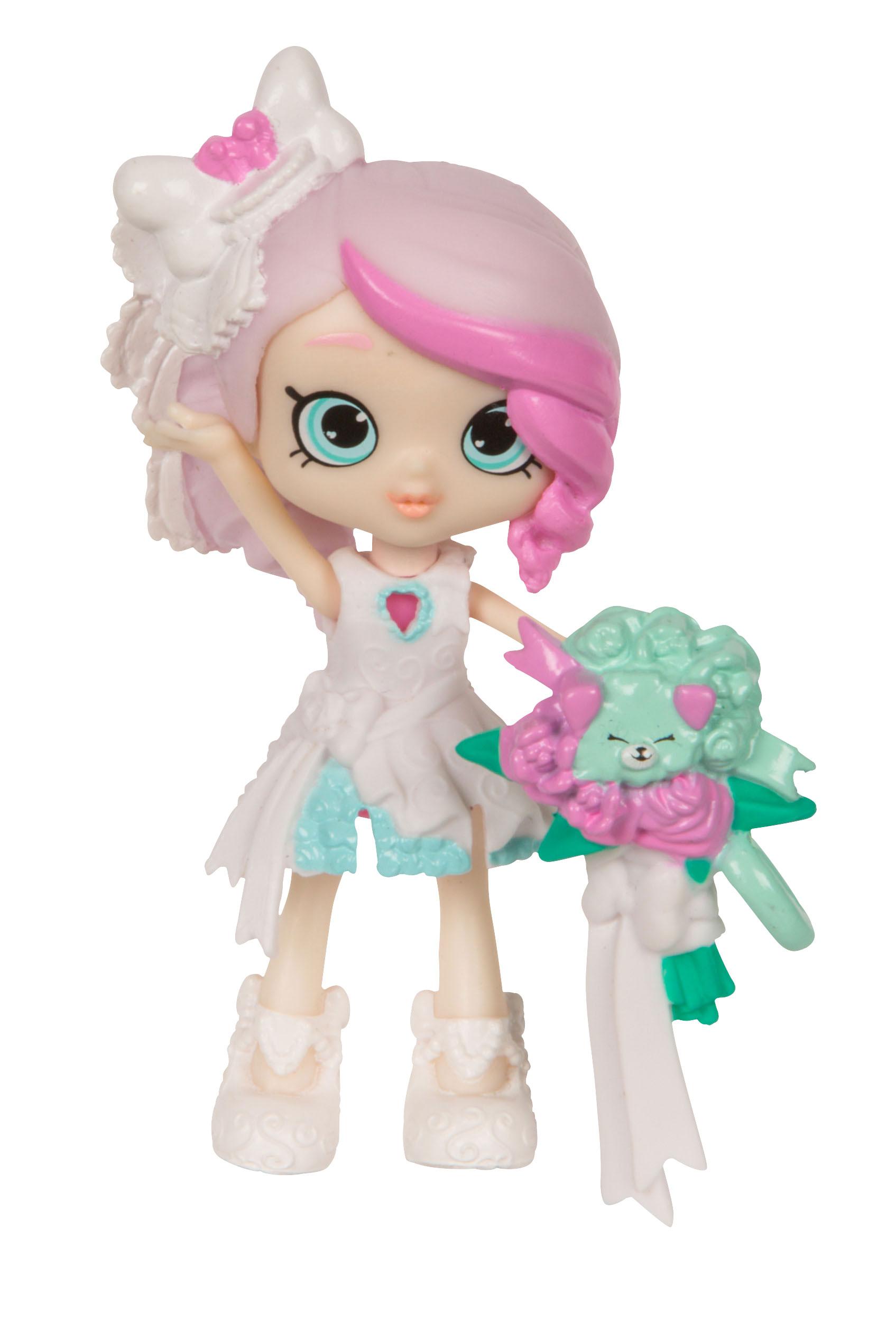 Кукла Moose Невеста Брайди 7,5 см