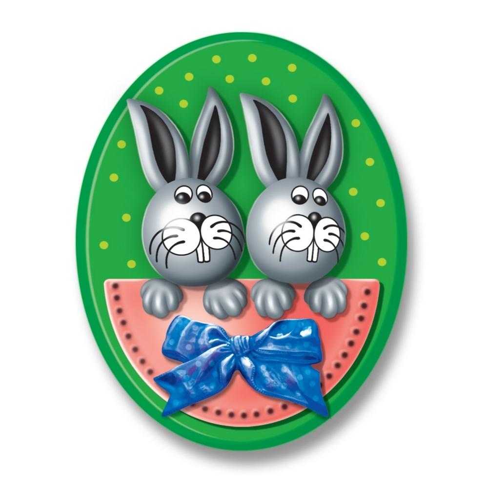 купить Набор для творчества Фантазер Братцы-кролики недорого