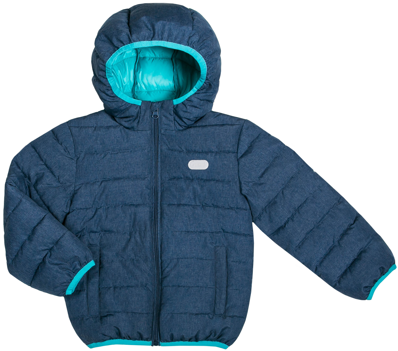 Купить Куртки, Куртка для мальчика Barkito, синяя, Китай, синий, Мужской