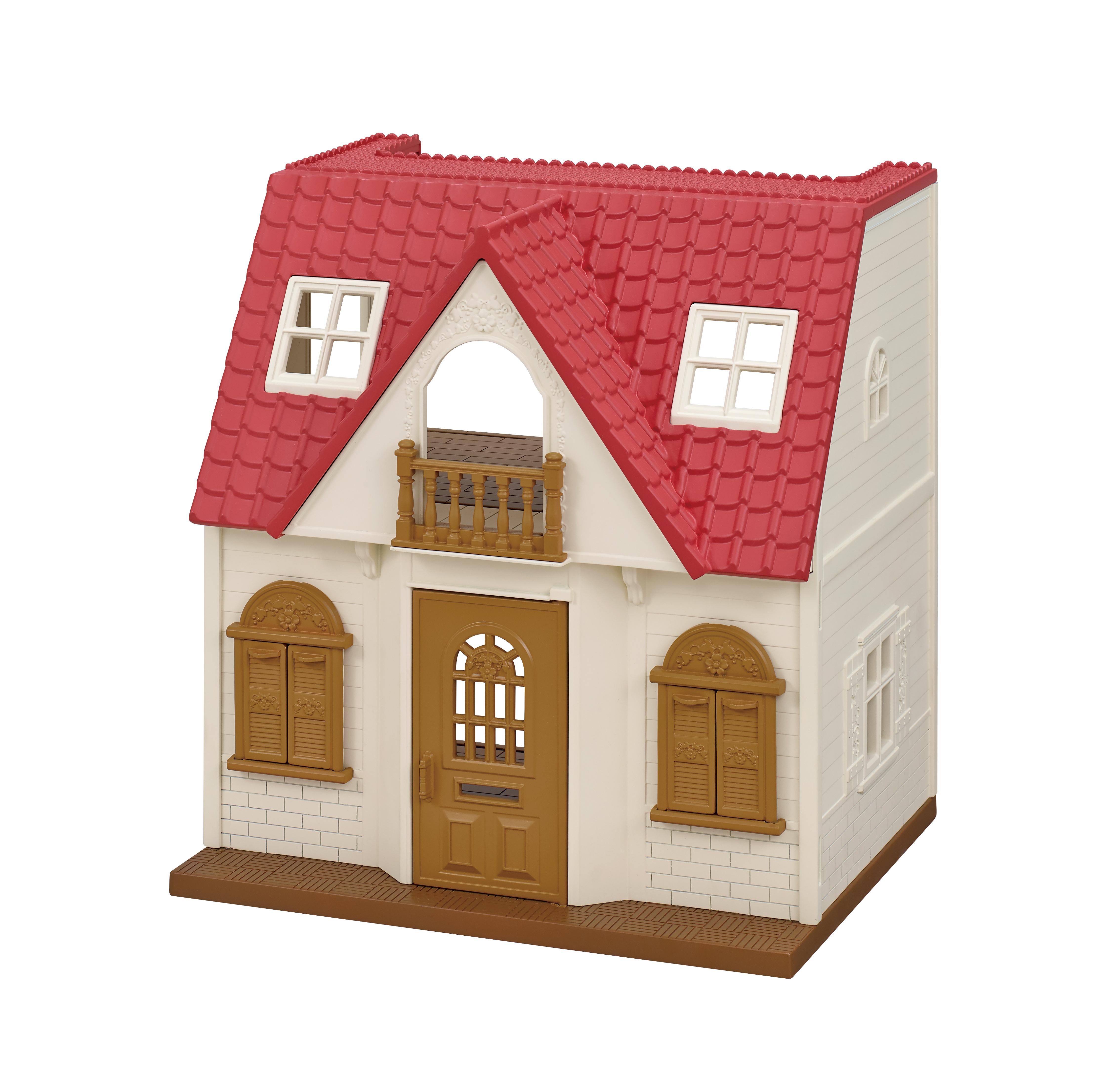 Игровой набор SYLVANIAN FAMILIES Уютный домик Марии набор мебель для дома марии sylvanian families