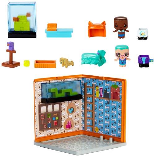 Фигурки героев мультфильмов My Mini MixieQ's для игры с фигурками игровой набор my mini mixieq s 4 фигурки и 8 аксессуаров в ассортименте