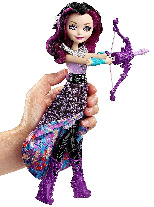 Кукла Mattel Волшебная лучница Рэйвен Квин