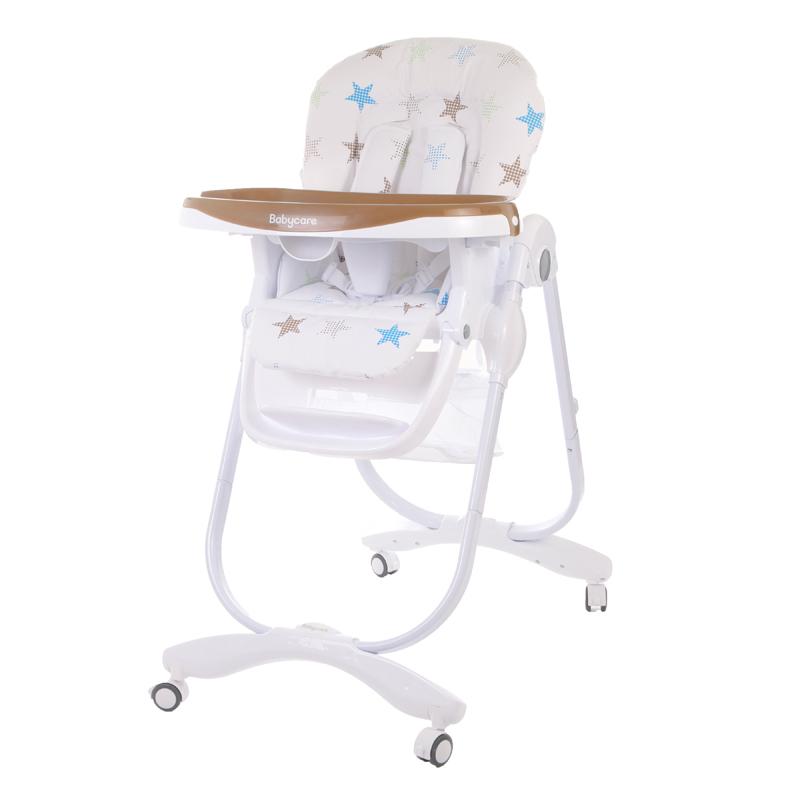 Стульчики для кормления Baby Care Стульчик для кормления Baby Care «Trona» Broun baby care стульчик для кормления trona baby care