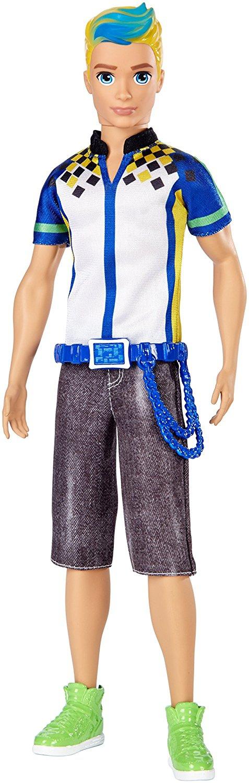 Кукла Mattel Barbie и виртуальный мир виртуальный сервер