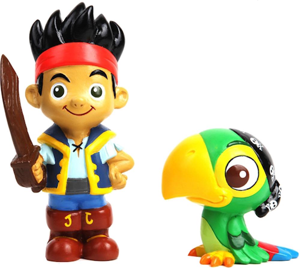 Детские игрушки для ванной Играем вместе Джейк и Скалли набор игрушек для ванны играем вместе джейк и скалли