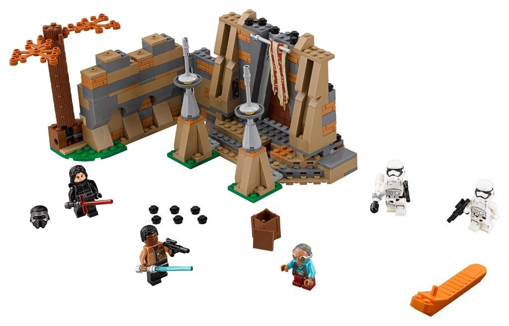 Star Wars LEGO Star Wars Битва планете Такодана lego star wars 75171 битва на скарифе