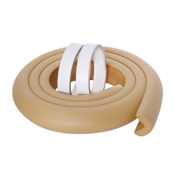 Безопасность ПОМА Защитная лента ПОМА мягкая с набором наклеек 1,5 м безопасность пома безопасная лента