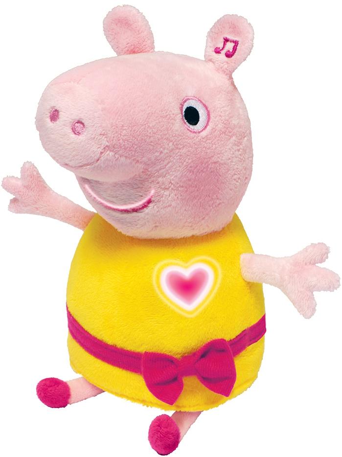 Мягкая игрушка Peppa Pig Пеппа