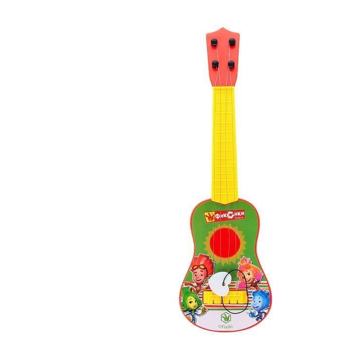 где купить Гитара Играем вместе Фиксики 220627 дешево