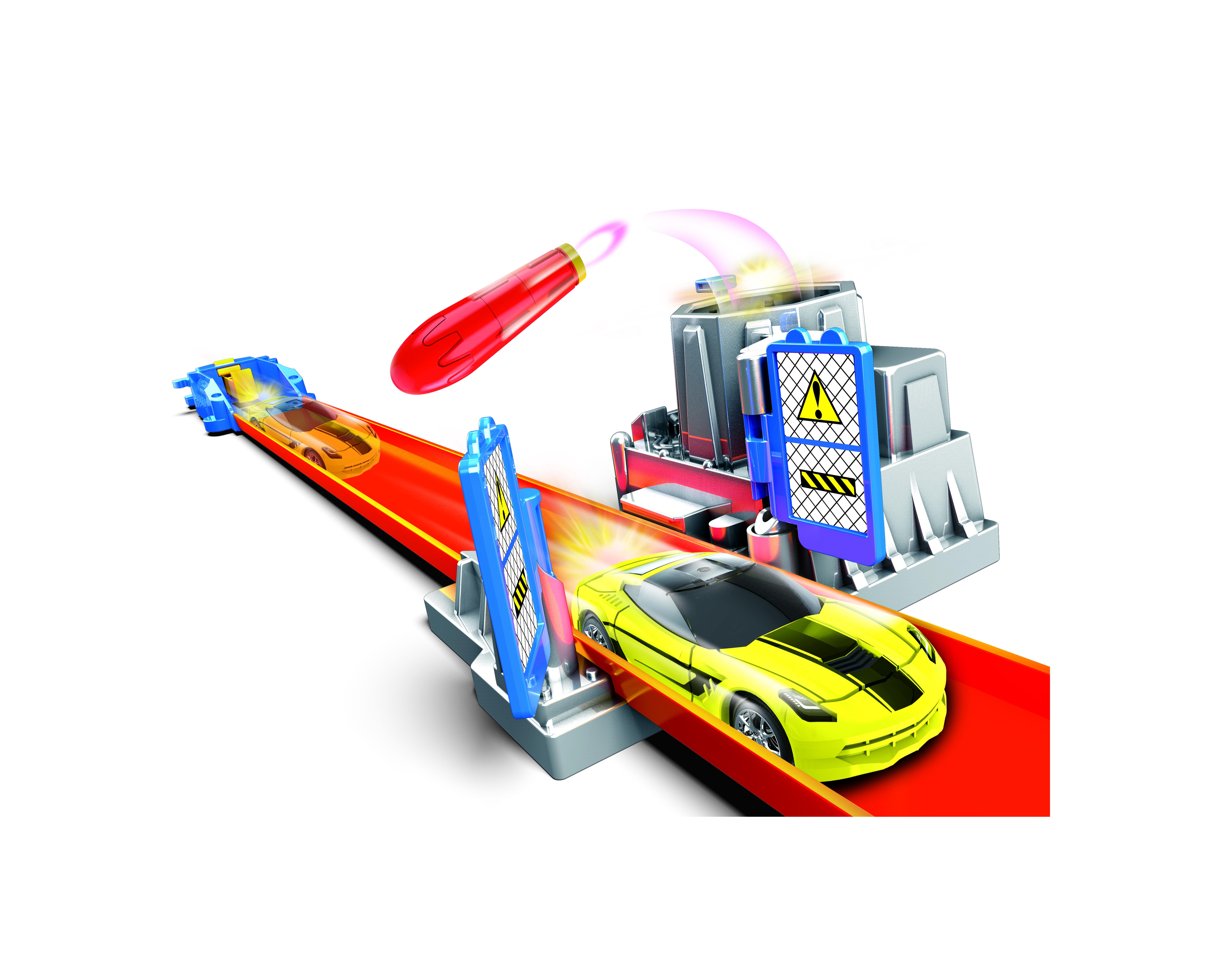 купить Игровой набор База игрушек Улетные гонки: Пуск ракеты недорого