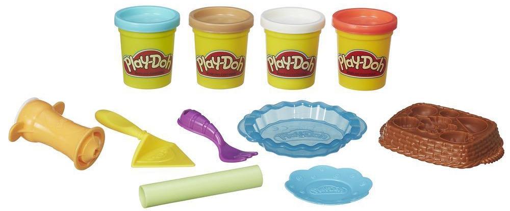 Набор пластилина Hasbro Play-Doh Ягодные тарталетки