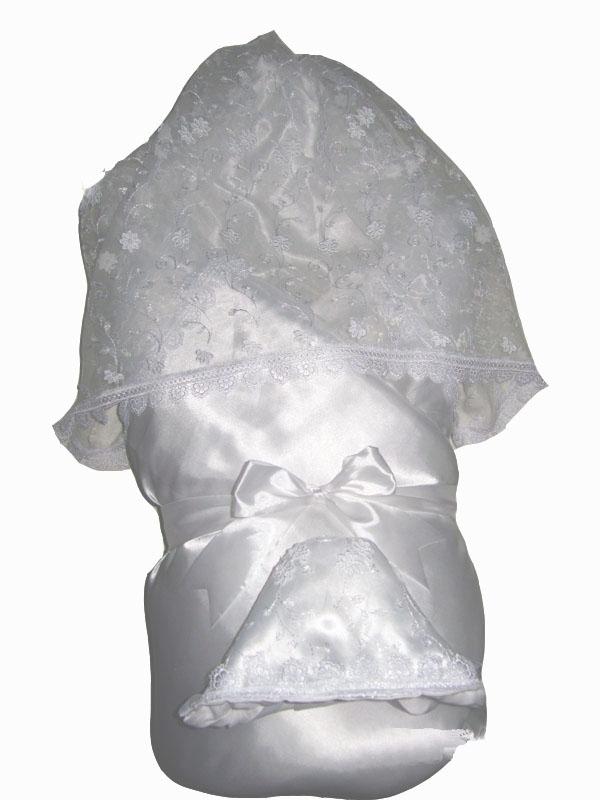 Одеяло меховое Арго Снежинка белый